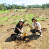 Maintenance @ Big Island site Oct 16 in prep for Oct 19 Tree Planting