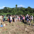 Volunteers required for Tree Planting with our International Student Group